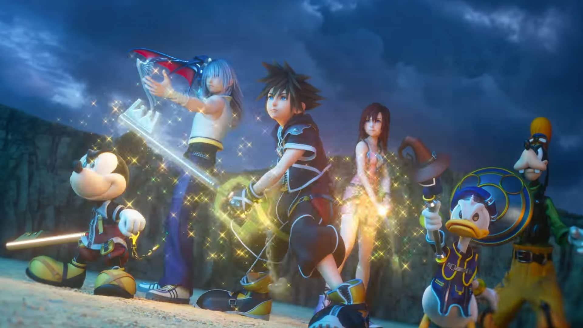 Kingdom Hearts 3 Alle Schätze