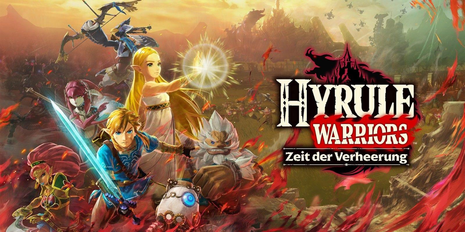 Link Und Zelda Sind Zuruck In Hyrule Warriors Zeit Der Verheerung Pixel De