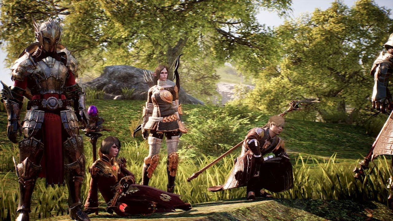 Action-MMORPG-Bless-Unleashed-erh-lt-neues-Update-Secrets-and-Scions-