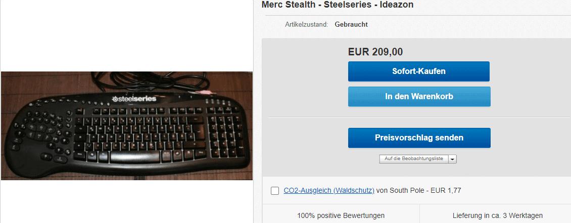 Steelseries Merc Stealth