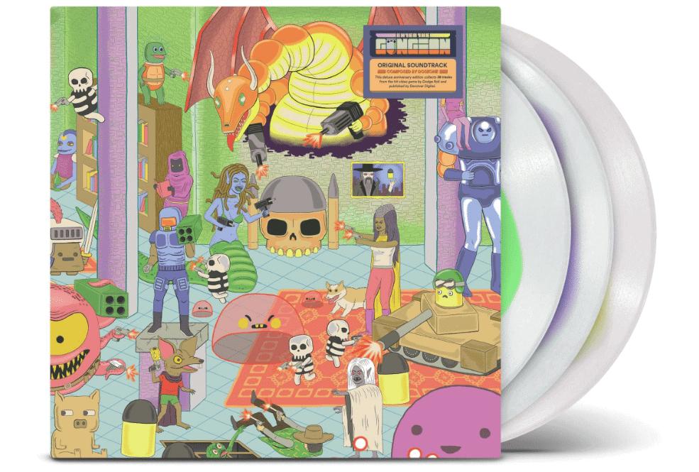 Enter-the-Gungeon-feiert-seinen-f-nften-Geburtstag-mit-einer-speziellen-Vinyl-Edition